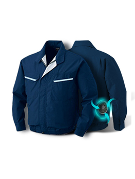 Fishing Clothes Temperature Reducing Clothing Coat Summer Suit With Fan Electric Welder rotection Cooling Air Conditioning Suit air conditioning vest cooling clothing aluminum alloy vortex tube worker welding cool clothes for high temperature environment