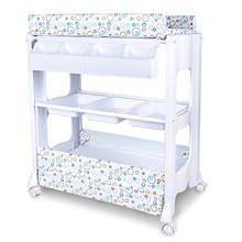 Многофункциональная детская кровать Bb пеленка Пеленальный стол для кормления ребенка трогательная массажная кровать с ванной может принимать ванну
