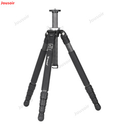 MT-3541 carbon fiber tripod 4 tripod section number bearing 25kg with carrying case CD50 T03