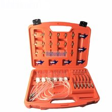 Diesel Injector Tester Tools Common Rail Car Diagnostic tool Flow Kit Auto Nozzle Fuel Injectors Return Flow Metering for Trucks(China)
