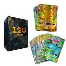 Najlepiej sprzedające się karty gra bitewna dla dzieci GX EX Collection trading pokemones karty dla zabawy prezent dla dzieci angielska wersja Toy tanie tanio TAKARA TOMY can t eat -123 8 ~ 13 Lat Chiny certyfikat (3C) Fantasy i sci-fi