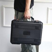 תיק נשיאה אחסון תיק נסיעות מגן לdji Mavic אוויר 2 Drone בטוח ברמה גבוהה באיכות תיבת אחסון חיצוני אחסון מקרה