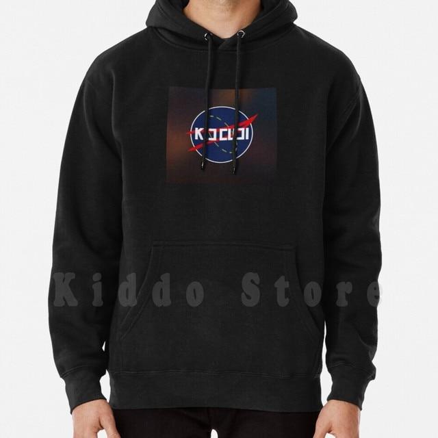 Kid Cudi Kanye hoodie  1