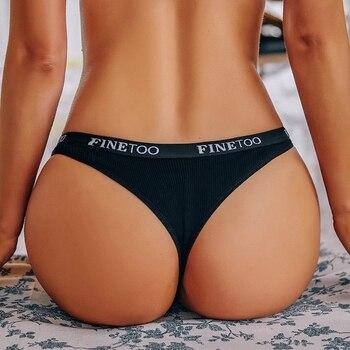 Women Cotton G-string Underwear INTIMATES Panties