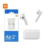 Xiaomi 2 SE auriculares TWS inalámbrica BT 5,0 auriculares AirDots 2SE Mi verdad Redmi Airdots S 2 auriculares aire 2SE Auriculares auriculares