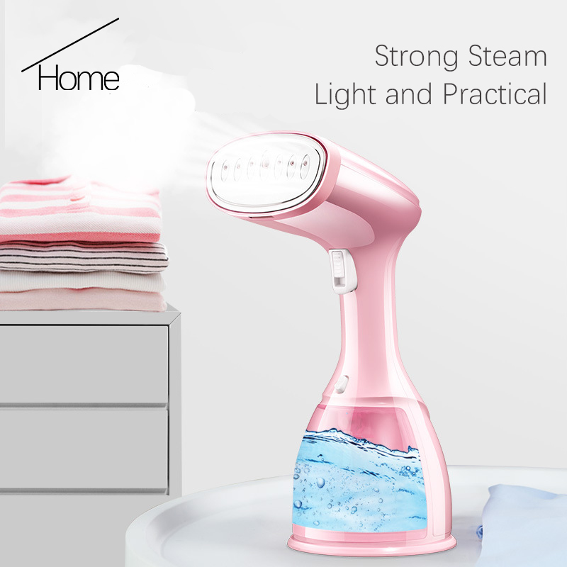 Handheld Clothes Steamer 1500W Powerful Garment Steamer Portable Fast-Heat Steam