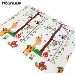 Детский Складной Игровой Коврик 150X200 см, толстый коврик для дома, 1 см, развивающий детский коврик для альпинизма, игрушки