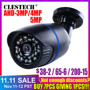 Cam-Video Surveillance-Camera Bullet CCTV Security Waterproof Outdoor 1080p Sony 5MP