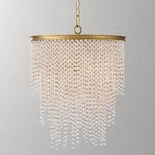 2019 New Crystal Chandelier Lighting Fixture Luxury Contemporary Chandeliers Pendant Hanging Light for Home Hotel Decoration