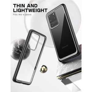 Image 2 - For Samsung Galaxy S20 Ultra Case/ S20 Ultra 5G Case (2020) SUPCASE UB Style Premium Hybrid TPU Bumper Protective Clear PC Cover