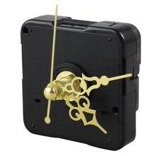 цена на DIY Clock Metal Texture Creative Wall Clock Retro Wall Clock movement Accessories