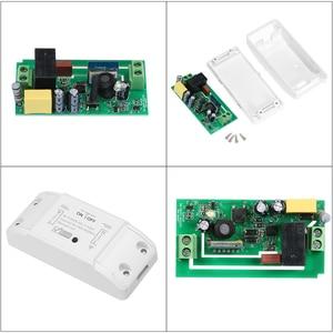Image 4 - Tuya Wifi умный таймер беспроводной пульт дистанционного управления Универсальный Умный дом модуль автоматизации для Alexa Google Home
