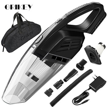 Wireless Vacuum Cleaner Handheld Vacuum Cleaner Wireless Car Vacuum Cleaner For Car Big Suction Dry Wet household vacuum cleaner 18kpa 20i5 power suction car vacuum cleaner vertical vacuum cleaner handheld sweeper mopping machine