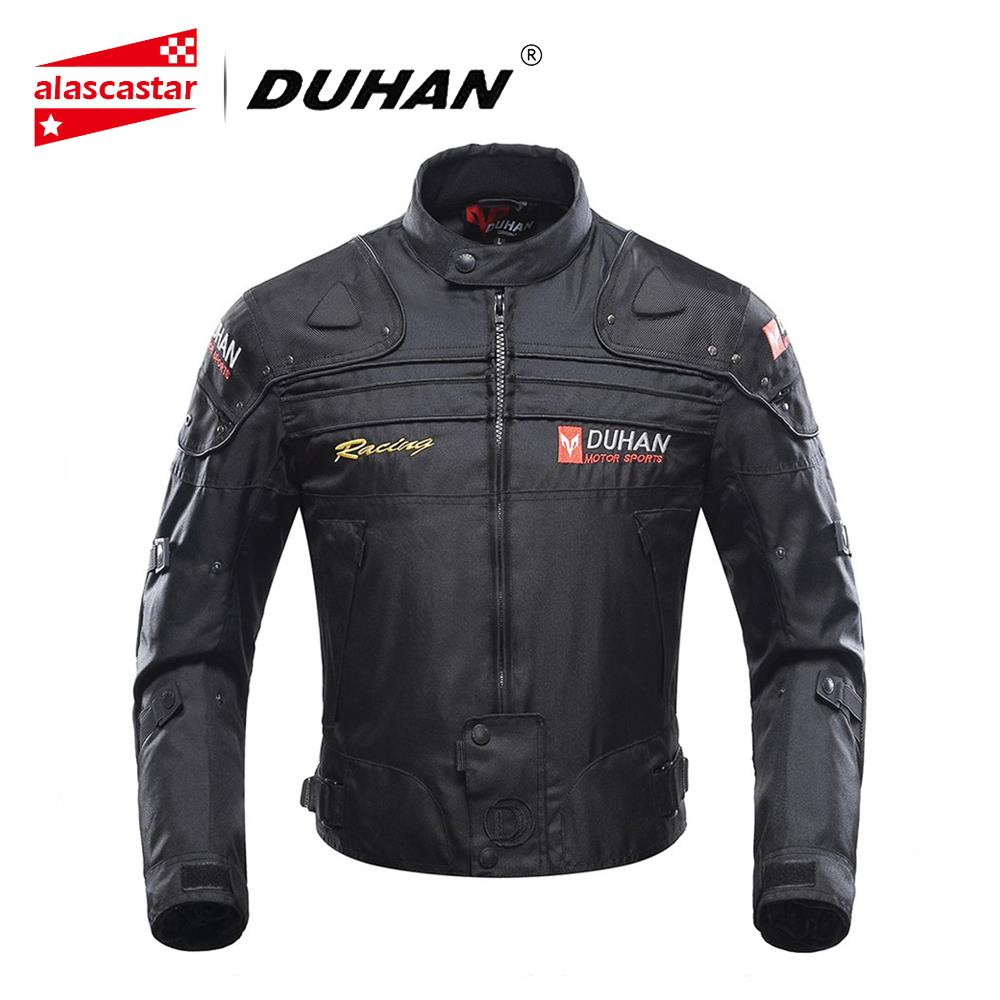 DUHAN Racing Jacket Clothing-Protection Enduro Riding Windproof Men