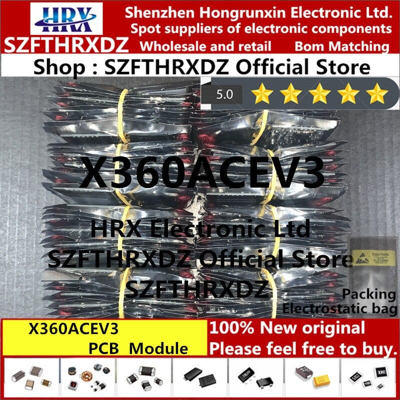 100% Новый оригинальный модуль X360ACEV3 PCB X360 ACE V3 (чтобы увидеть физические фотографии, пожалуйста, свяжитесь со службой поддержки для них)|Индукторы|   | АлиЭкспресс