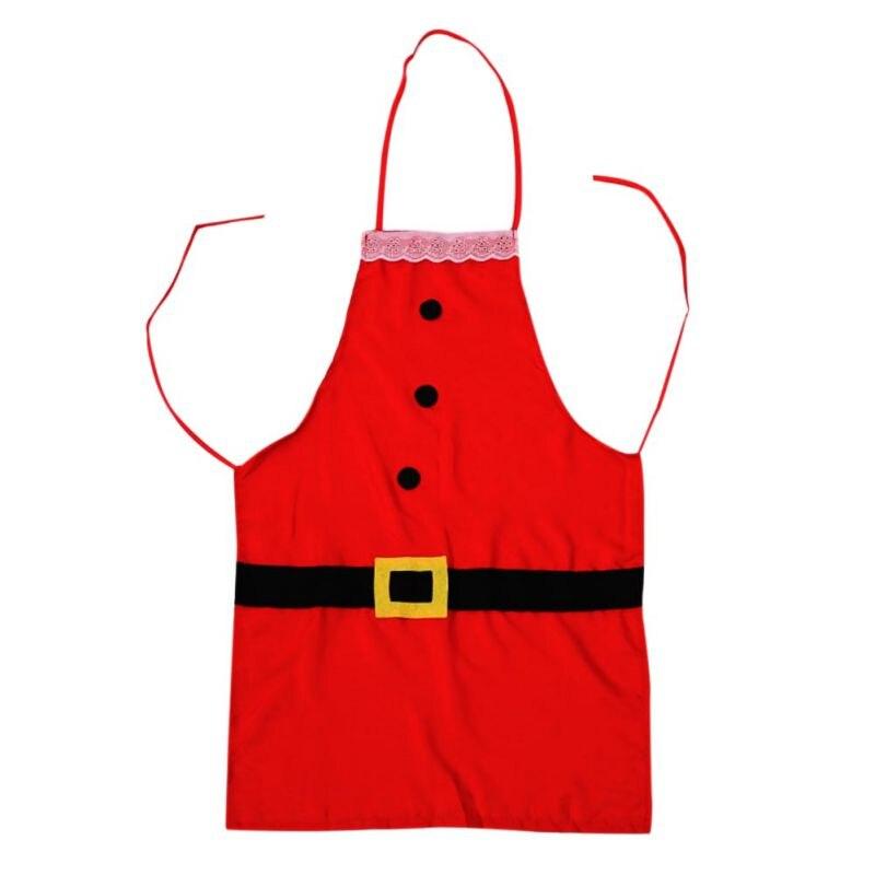 Kerstman Kerst Decoraties voor Huis Keuken Etentje Feestelijke Volwassen Overgooier Noel Decor Kicthen Tool - 2
