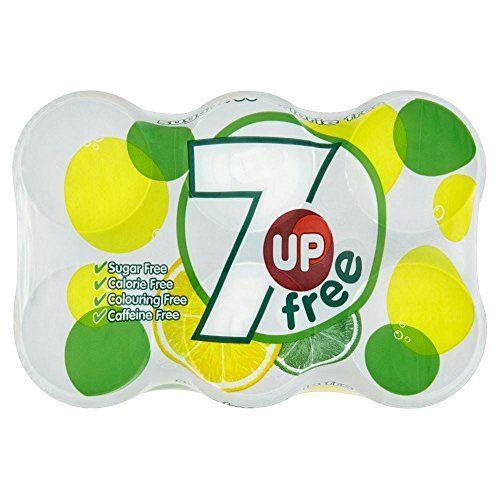 7 Up Free (6x330ml) - Packung Mit 2