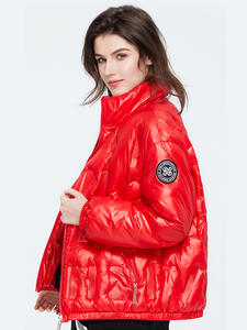 Куртка Astrid Женская, теплая, тонкая, хлопковая, свободная, на весну, 2020, ZR-3019