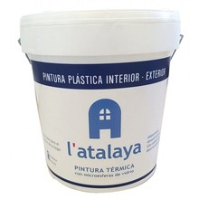 Thermal paint with MICRO spheres of thermal and acoustic insulating glass 14L