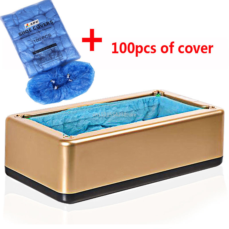 22%,Automatic Shoe Cover Machine Intelligent Shoe Sleeve Tool Disposable Foot Cover Machine Shoe Film Device With Shoe Cover