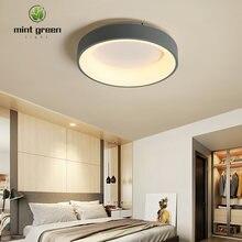 Современные светодиодные потолочные лампы для Гостиная Спальня