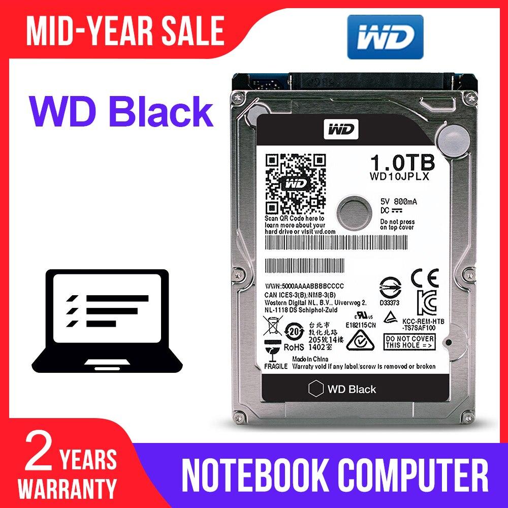 Western Digital WD noir 1 to 2.5 ''jeu pour ordinateur portable HDD SATAIII 9.5mm 7200 tr/min disque dur interne pour ordinateur portable PS4 WD10JPLX on AliExpress - 11.11_Double 11_Singles' Day 1
