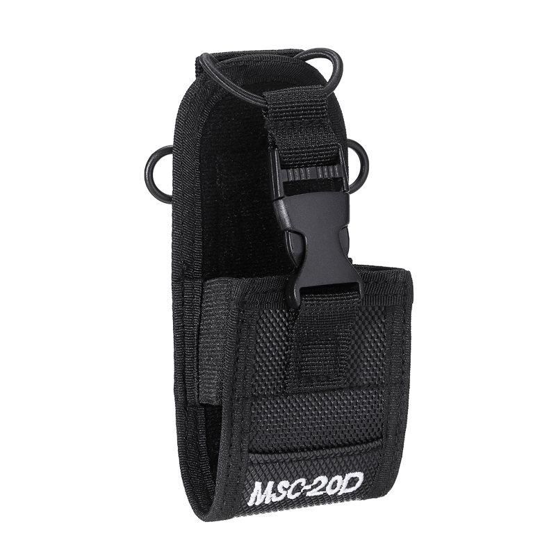 Walkie-Talkie Case Holder Radio Pouch Walkie Talkie Bag Holder Pocket Military Belt Pouch Bags Use For Baofeng Motorola Kenwood