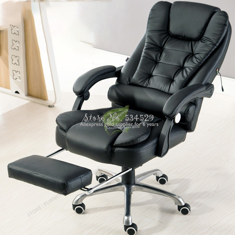 38%quality Synthetic Leather Office Chair Gaming Gamer Chair Rotating Gaming Seat   Dotomy Pc  /Recliner Chair   With Handrails