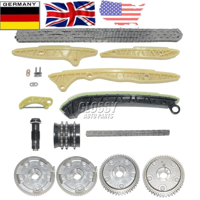 For Mercedes W164 W203 W211 W221 C209 R171 R230 Intake Manifold Lever Assembly