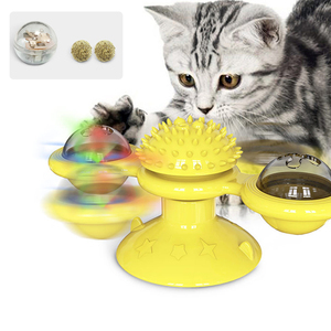 Windmill Toys For Cats Puzzle