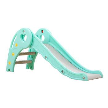 playground slide toy for children non toxic pe thick plastic slippery slide for indoor outdoor kids sliding pond for boy girl Foldable Baby Slide Indoor Family Thicken Slide Kids Kindergarden Playground Game Children Portable Slides Outdoor Sports Toy