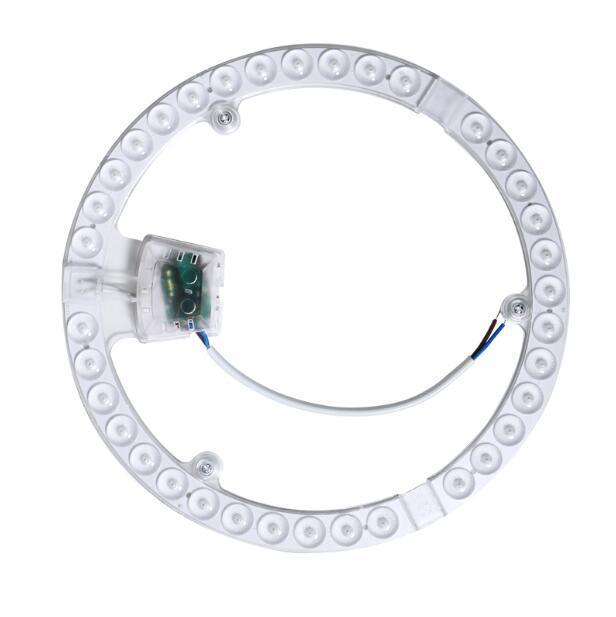12W 18W 24W 36W 48W 72W LED halka paneli daire ışık AC220V 240V LED yuvarlak tavan panosu dairesel lamba kurulu