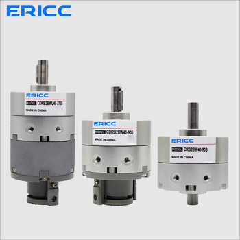 1pc CRB2BW30 Single blade rotating cylinder  Pneumatic Rotary Actuator free ship