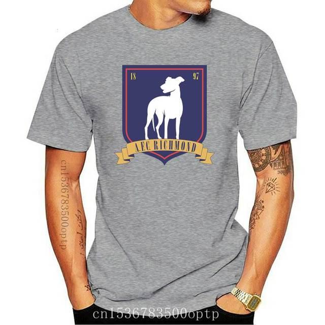 New ted Lasso AFC Richmond Classic T Shirt DMN T-Shirt Hoodie Long Sleeve Sweatshirt Black(1) 1
