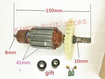 8 Teeth AC220-240V Armature Rotor 360694E C210372E For Hitachi C7MFA C7SS