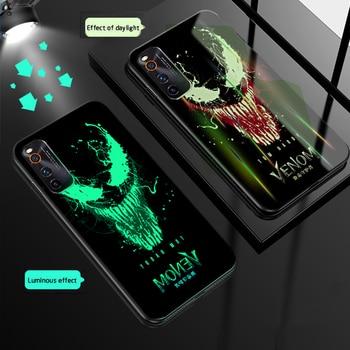 Перейти на Алиэкспресс и купить Светящийся стеклянный чехол для телефона Aurora для Vivo X30 iqoo Neo 3 Pro S1 V15 V17 S5 S6 Z6 Y50 Y30 ЧЕХОЛ ДЛЯ Vivo Y3 Y12 Y15 Y17 U3X чехлы