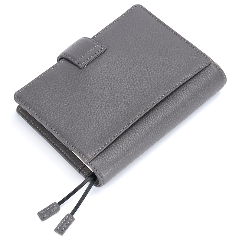 A6 Notebook Diary Planner Journal Stationery Small Notepad Agenda Organizer Big Pocket