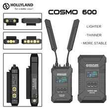 HOLLYLAND COSMO 600 Wireless Transmission 1/4  20 Screw Hole 3G SDI HDMI 600FT Professional System HD Video Transmitter Receiver