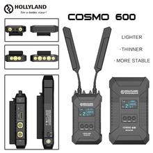 Hollyland コスモ 600 無線伝送 1/4  20 ネジ穴 3 3g sdi hdmi 600FT プロシステム hd ビデオトランスミッター受信機