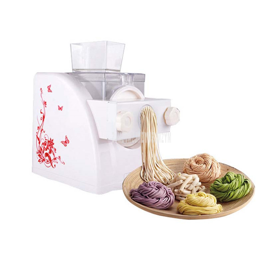 Multi-Functional Fully Automatic Noodle Maker Machine Dumpling Wrapper Making Dough Kneading Flour-mixing Household Noodle Maker