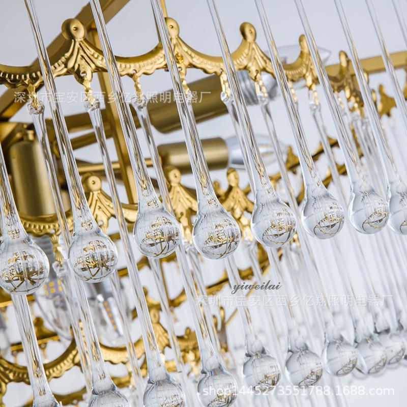 simples luz lustre cristal luxo
