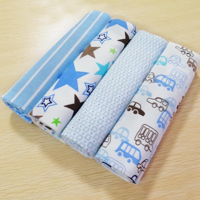Baby Boys Girls 3 Pack Muslin Blankets 100/% Cotton Soft Wrap Comforter 76x76 CM