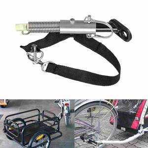 Universal Bike Trailer Linker Bicycle Trailer Hitch For Baby Pet Stroller Trailer