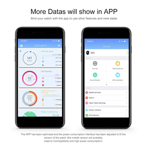 Image 4 - LOKMAT SMA TK05 Smart Watch 1.3inch Screen BT3.0+4.0  Pedometer Heart Rate Alarm Remote Camera GPS Sports Smartwatch Men Women