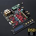 Dual ES9038PRO DAC Decoder Verlustfreie Optische Koaxial Decoder 384kHz DSD 512 Unterstützung Hinzufügen Bluetooth 5,0 USB karte Mit OLED display