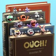 Kreatywny 3D Animal Bookmark Box-pakowanie śliczna książka dla dziecka Mark dla dzieci uczących się prezent