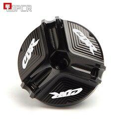 Oil Filler Cap Plug cover For Honda CBR600RR CBR954RR CBR1000RR CBR500R CBR250RR CBR 600 954 1000 RR CBR 250R 500R 1000S