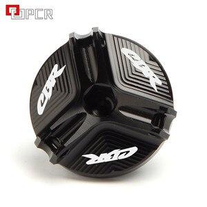 Image 1 - Oil Filler Cap Plug cover For Honda CBR600RR CBR954RR CBR1000RR CBR500R CBR250RR CBR 600 954 1000 RR CBR 250R 500R 1000S