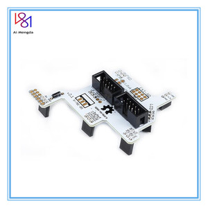 3d Printer Accessories Smoothieboard 5x V1.1 Motherboard Connected To 12864lcd Display Adapter Board