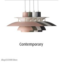 Nordic Led Hanglampen Voor De Woonkamer Kleurrijke Opschorten Lamp Eetkamer Hanglamp Moderne Keuken Verlichtingsarmaturen
